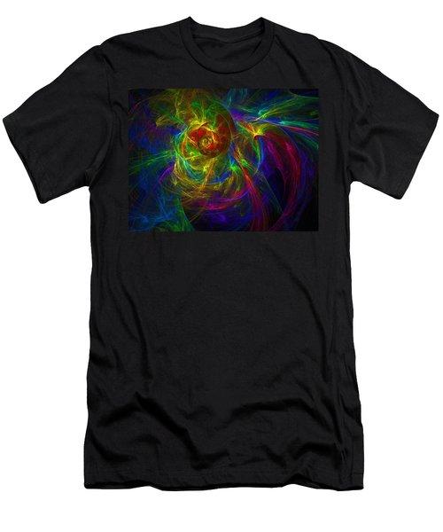 Conceptual Alchemy Men's T-Shirt (Slim Fit) by Lyle Hatch