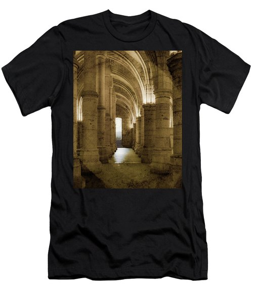 Paris, France - Conciergerie - Exit Men's T-Shirt (Athletic Fit)