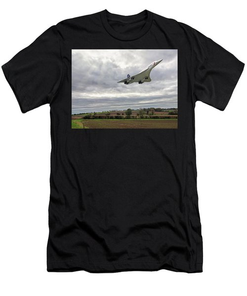 Concorde - High Speed Pass Men's T-Shirt (Athletic Fit)