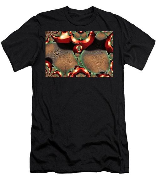 Condensation Men's T-Shirt (Slim Fit) by Ron Bissett