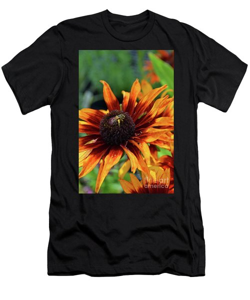 Coneflower  Men's T-Shirt (Athletic Fit)