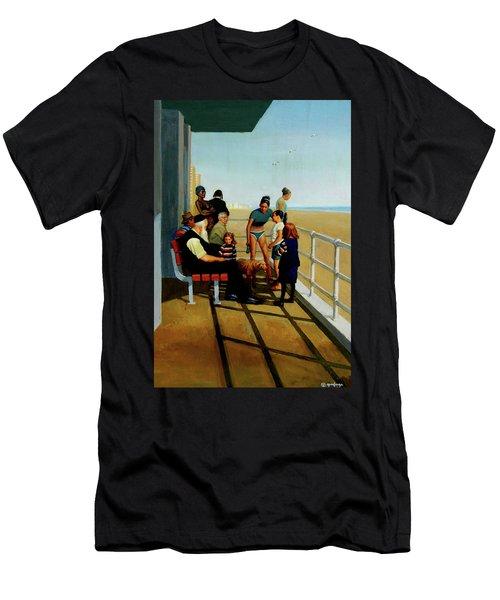 Coney Island Men's T-Shirt (Athletic Fit)
