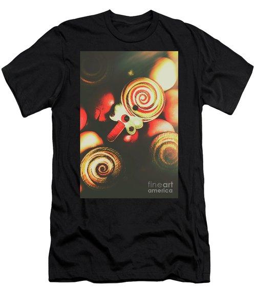 Confection Nostalgia Men's T-Shirt (Athletic Fit)