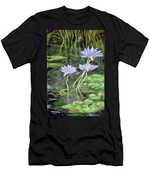 Connections Men's T-Shirt (Slim Fit) by Lyric Lucas