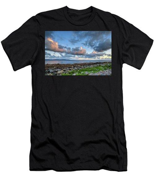 Connemara Sunset Men's T-Shirt (Athletic Fit)