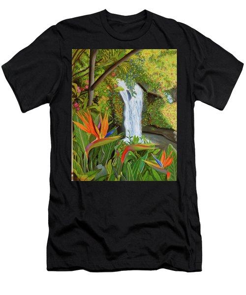Conquest Of Paradise Men's T-Shirt (Athletic Fit)