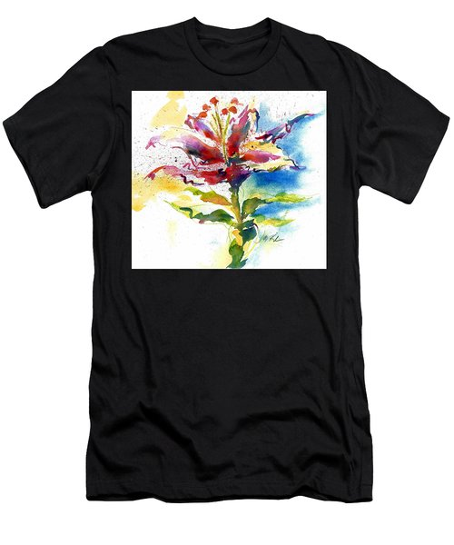 Consider The Lily Men's T-Shirt (Athletic Fit)