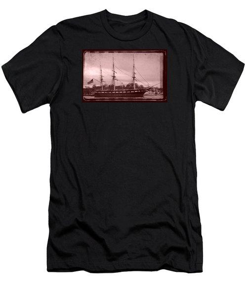 Constellation Returns - Old Photo Look Men's T-Shirt (Slim Fit) by William Bartholomew