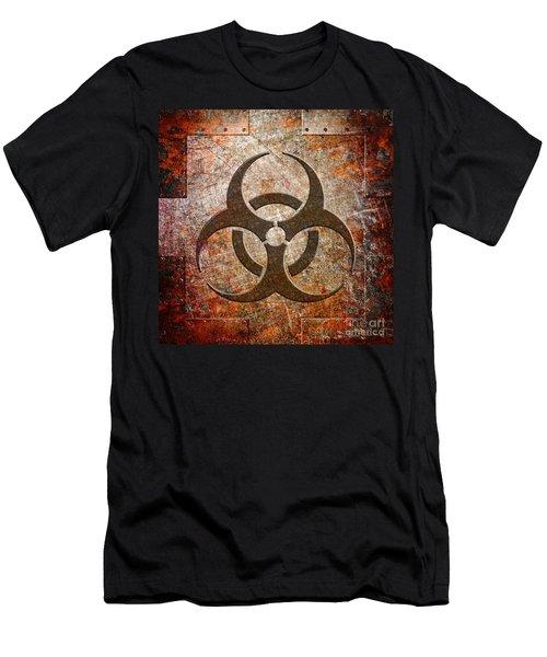 Contagion Men's T-Shirt (Athletic Fit)