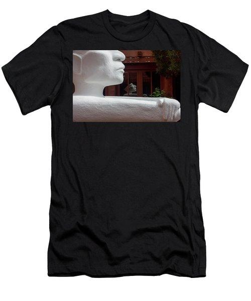 Contemplation Men's T-Shirt (Slim Fit) by Jim Gillen