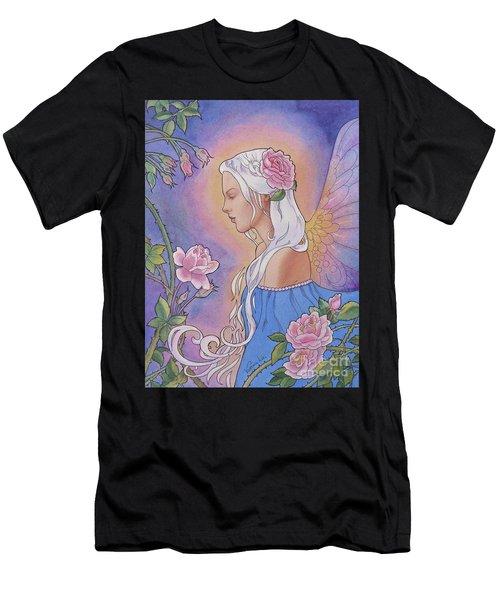 Contemplation Of Beauty Men's T-Shirt (Athletic Fit)
