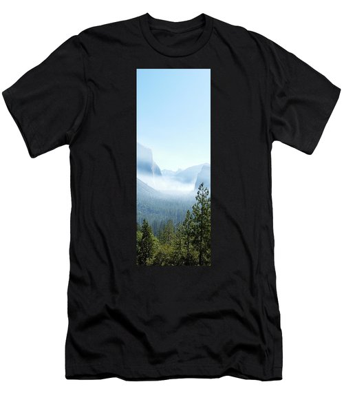 2 Of 4 Controlled Burn Of Yosemite Section Men's T-Shirt (Athletic Fit)