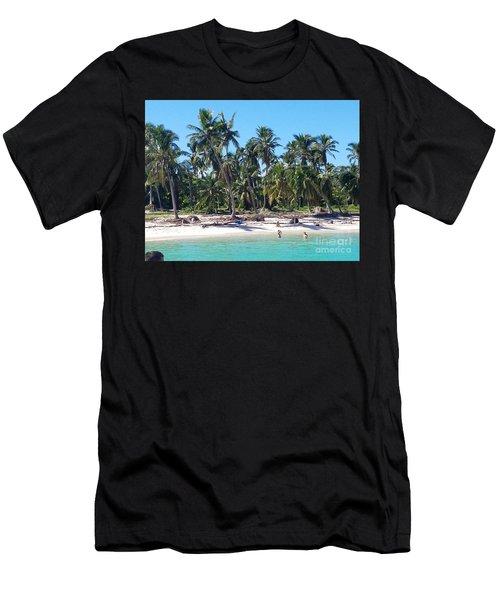 Cool Breeze Men's T-Shirt (Athletic Fit)