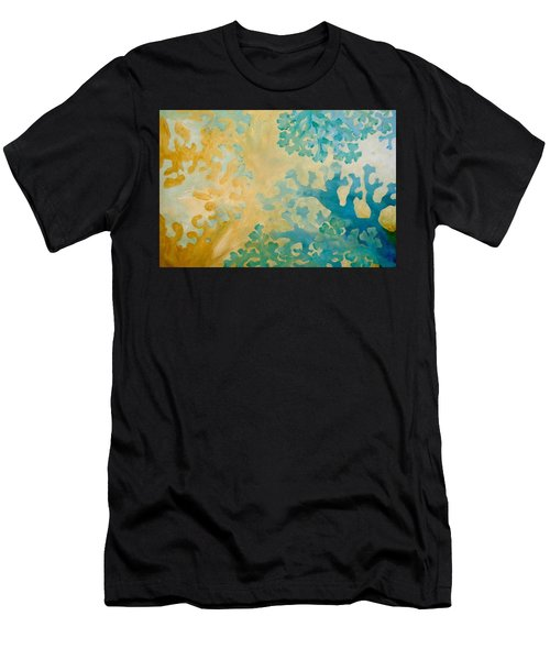 Cool Coral Men's T-Shirt (Athletic Fit)