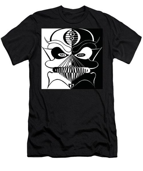 Cool Skull Men's T-Shirt (Athletic Fit)