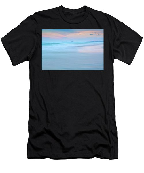 Men's T-Shirt (Athletic Fit) featuring the photograph Cooly In The Distance by Az Jackson