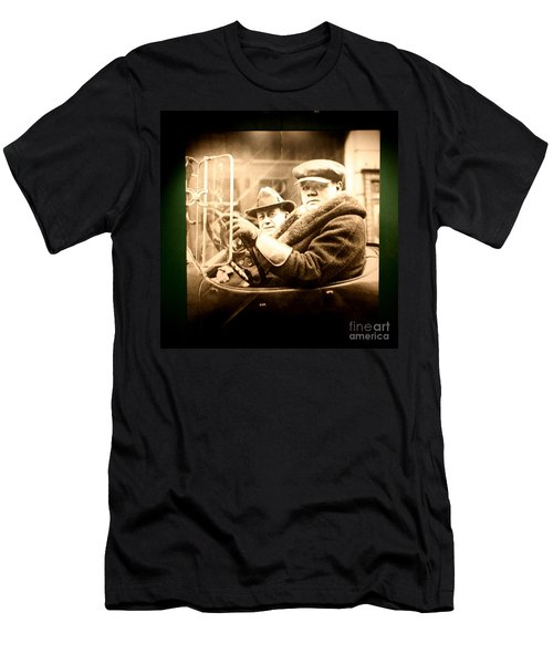 Cooperstown Babe Ruth  Men's T-Shirt (Athletic Fit)