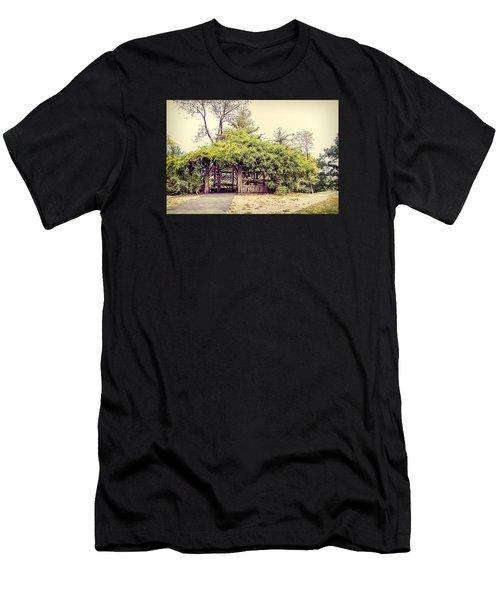 Cop Cot - Central Park Men's T-Shirt (Athletic Fit)