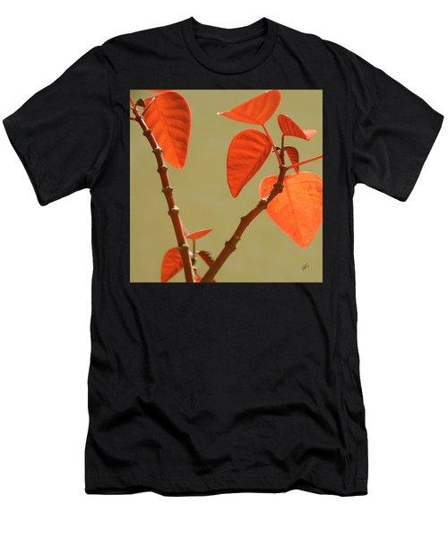 Copper Plant Men's T-Shirt (Athletic Fit)