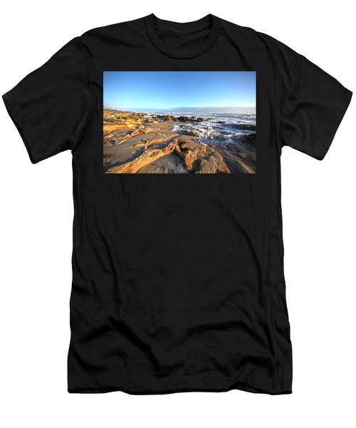 Coquina Carvings Men's T-Shirt (Athletic Fit)