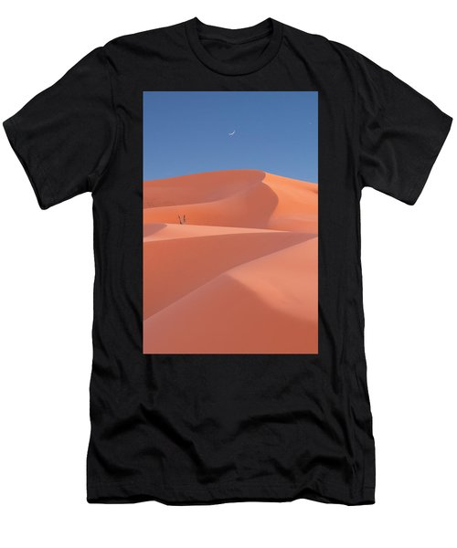 Men's T-Shirt (Athletic Fit) featuring the photograph Coral by Dustin LeFevre