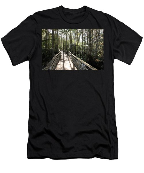 Corkscrew Swamp 697 Men's T-Shirt (Athletic Fit)