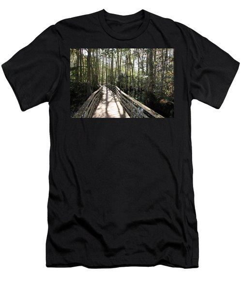 Corkscrew Swamp 697 Men's T-Shirt (Athletic Fit)