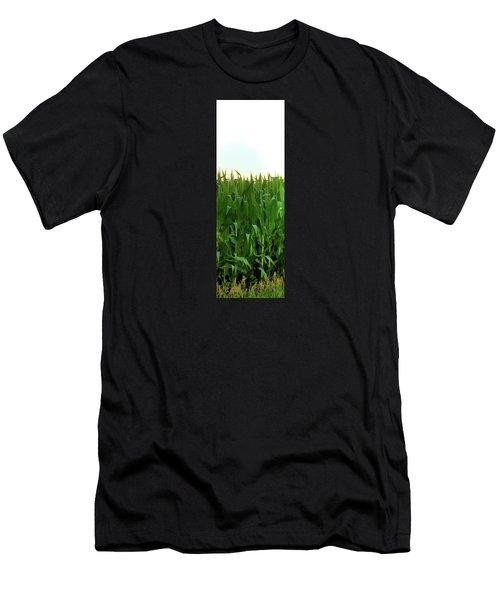 Corn Of July Men's T-Shirt (Athletic Fit)