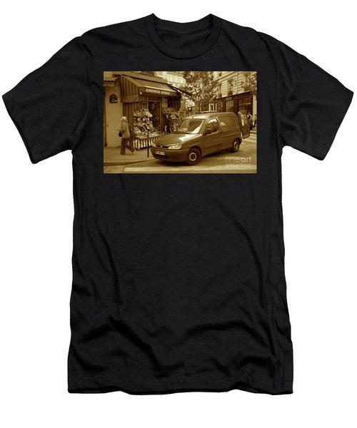 Corner Delivery Men's T-Shirt (Athletic Fit)