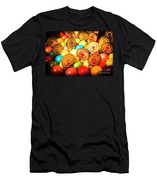 Corner Store Candies  Men's T-Shirt (Athletic Fit)