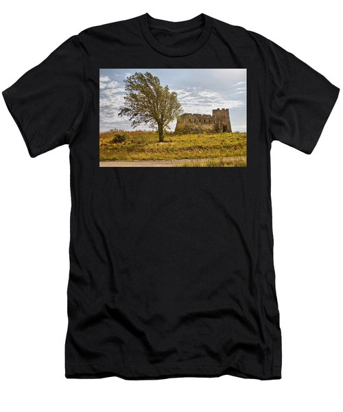 Coronado Hights Lookout  Men's T-Shirt (Athletic Fit)