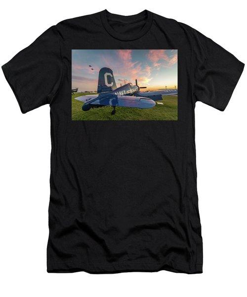 Corsair Sunset Men's T-Shirt (Athletic Fit)