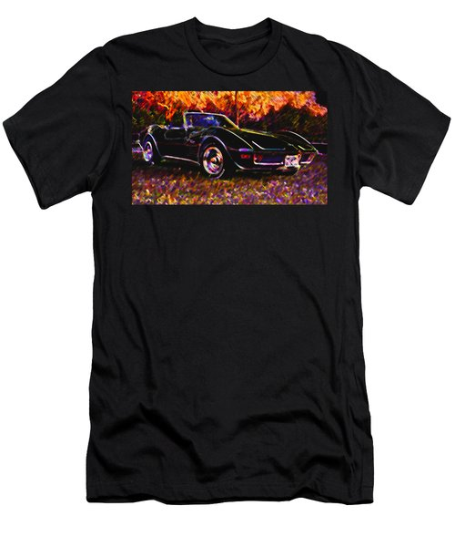 Corvette Beauty Men's T-Shirt (Athletic Fit)