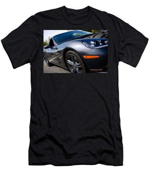 Corvette Racing Men's T-Shirt (Athletic Fit)