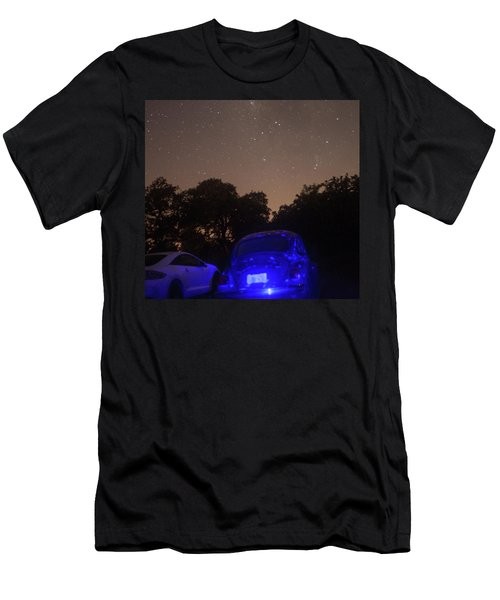 Cosmic Beetle 7 Men's T-Shirt (Athletic Fit)