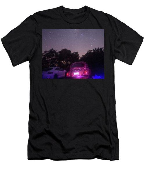 Cosmic Beetle 8 Men's T-Shirt (Athletic Fit)
