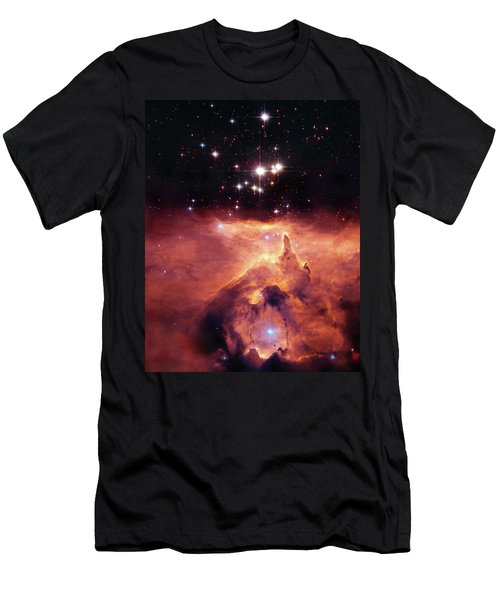 Cosmic Cave Men's T-Shirt (Athletic Fit)