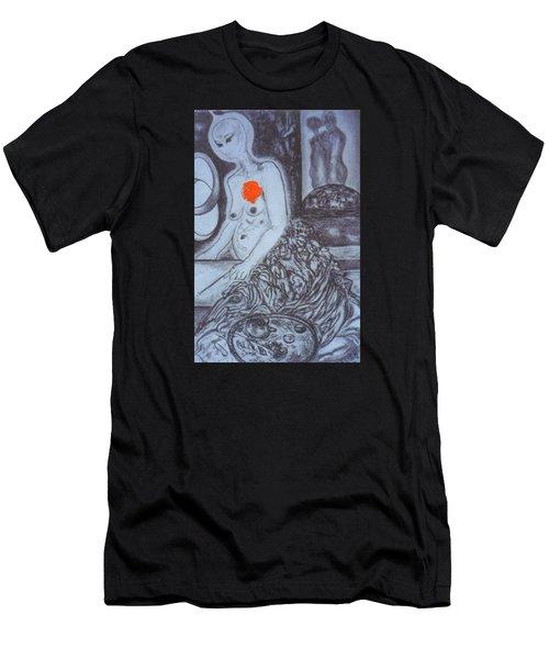 Cosmic Connection Men's T-Shirt (Athletic Fit)