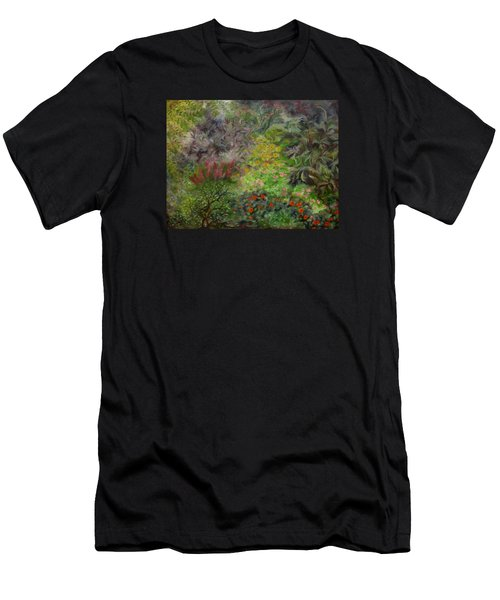 Cosmic Garden Men's T-Shirt (Athletic Fit)