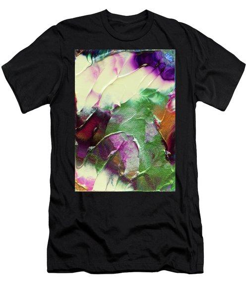 Cosmic Pearl Dust Men's T-Shirt (Athletic Fit)