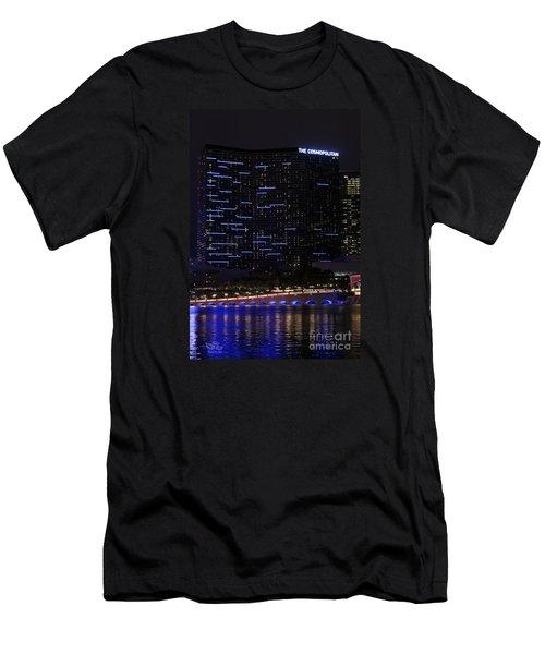 Cosmopolitan Evening Men's T-Shirt (Athletic Fit)