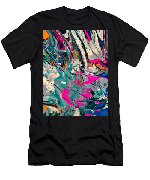 Cotton Candy Circus Men's T-Shirt (Athletic Fit)