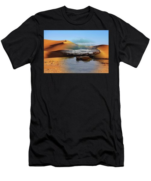 Could This Really Happen? Men's T-Shirt (Athletic Fit)