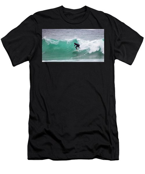 Coumeenoole Surfer Men's T-Shirt (Athletic Fit)