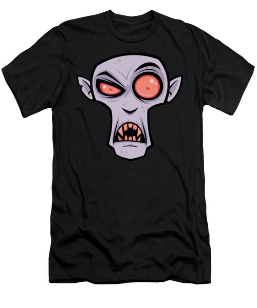 Count Dracula Men's T-Shirt (Athletic Fit)