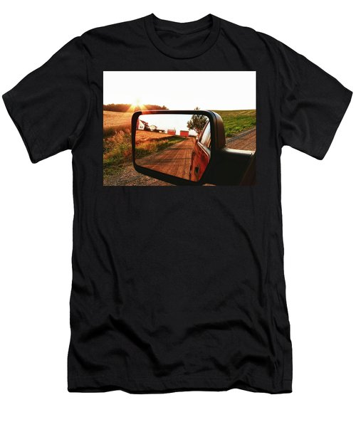 Country Boys Men's T-Shirt (Slim Fit) by Pat Cook