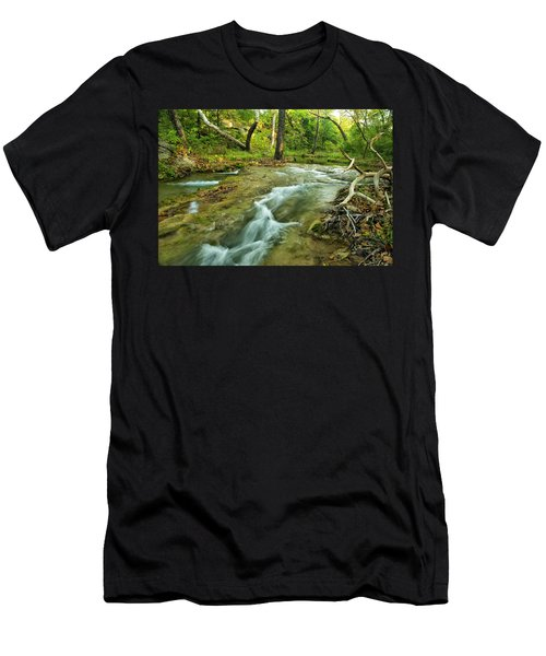 Country Creek Men's T-Shirt (Athletic Fit)