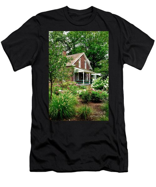 Country Home Men's T-Shirt (Athletic Fit)