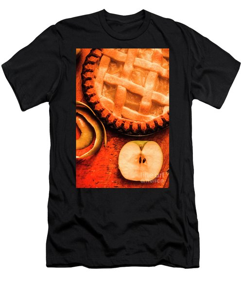 Country Style Baking Men's T-Shirt (Athletic Fit)