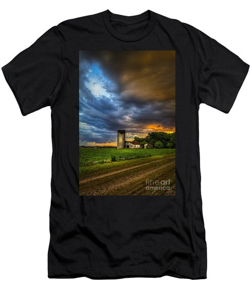 Country Tempest Men's T-Shirt (Athletic Fit)